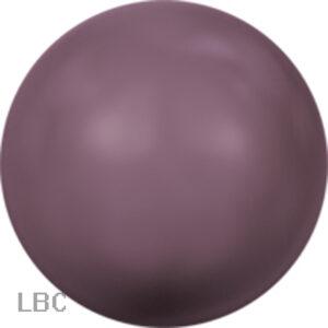 SP001-301 - Crystal Burgundy Swarovski Pearl