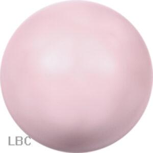 SP001-944 - Crystal Pastel Rose Swarovski Pearl