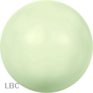SP001-967 - Crystal Pastel Green Swarovski Pearl