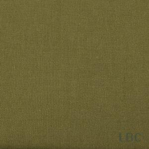 2000G07 - Khaki - Plain Cotton Fabric