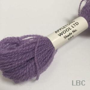 APC101 - Purple-Shade 1 - Appleton's Crewel Wool