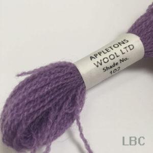 APC102 - Purple-Shade 2 - Appleton's Crewel Wool