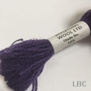 APC105 - Purple-Shade 5 - Appleton's Crewel Wool