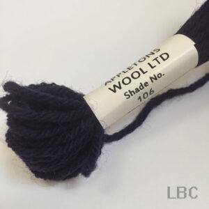 APT106 - Purple-Shade 6 - Appleton's Tapestry Wool