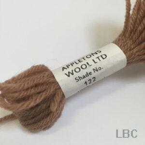 APT122 - Terra Cotta-Shade 2 - Appleton's Tapestry Wool