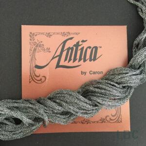 03 - Metallic Antique Silver - Caron's Antica