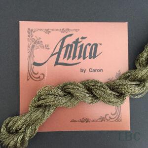 04 - Metallic Antique Gold - Caron's Antica
