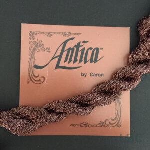 07 - Metallic Terra Cotta - Caron's Antica