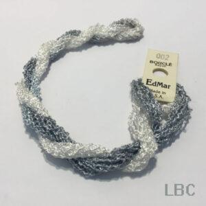 EDB002 - Gray & White  - Edmar Boucle