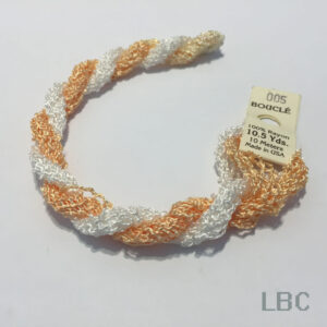 EDB005 - Salmon & White  - Edmar Boucle