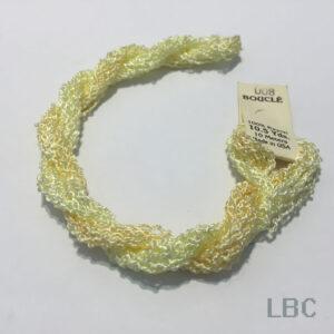 EDB008 - Medium Yellow & Marigold  - Edmar Boucle