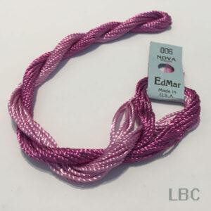 EDN006 - Pale to Medium Mulberry - Edmar Nova