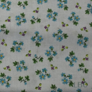 FLW1433 - Ditzy Florals - Forget-me-not - Patterned Cotton Fabric