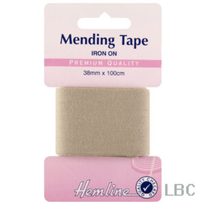 H698.BE - Iron-on Tape - Beige
