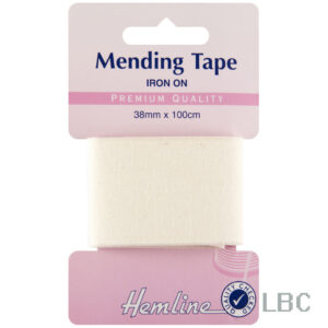 H698.CRM - Iron-on Tape - Cream