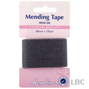 H698.DEN - Iron-on Tape - Denim