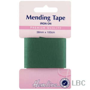 H698.GR - Iron-on Tape - Green