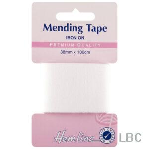 H698.White - Iron-on Tape - White