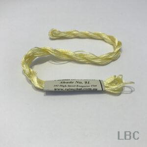 RAS091 - Wheat Gold - Rajamahal Art Silk