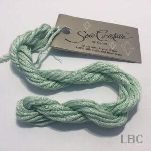 SC0065 - Mint Green - Carons Soie Cristale