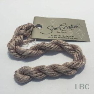 SC0077 - Light Brown - Carons Soie Cristale