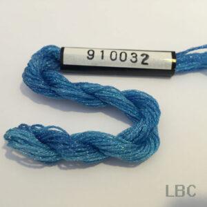 TXK910032 - Beth's Blue - Threadworx Metallic Braid #12