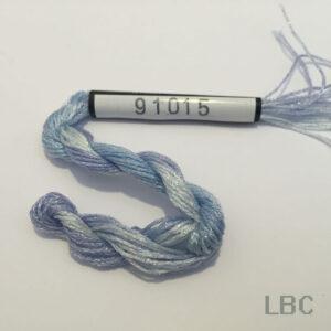 TXK91015 - Ice Blue - Threadworx Metallic Braid #12