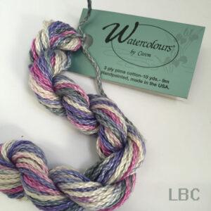WC004 - Lavender Mist - Caron's Watercolours
