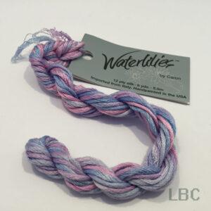 WL005 - Sky Blue Pink - Caron's Waterlilies