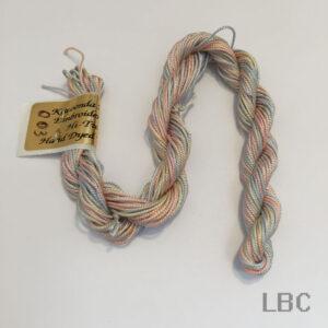 KHT003 - Kacoonda Hi-Twist Hand-dyed Silk
