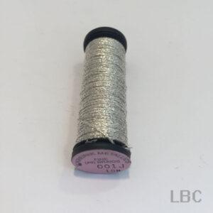 B08_0001J - Kreinik Metallic Fine Braid #8