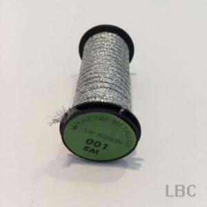 "R18_0001 - Kreinik Metallic 1/8"" Ribbon"