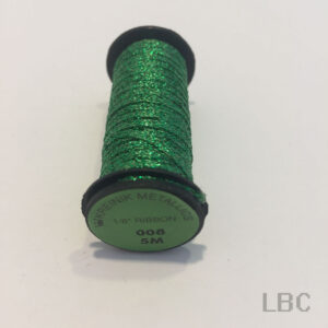 "R18_0008 - Kreinik Metallic 1/8"" Ribbon"