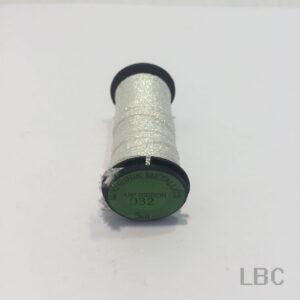 "R18_0032 - Kreinik Metallic 1/8"" Ribbon"