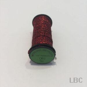 "R18_0061 - Kreinik Metallic 1/8"" Ribbon"