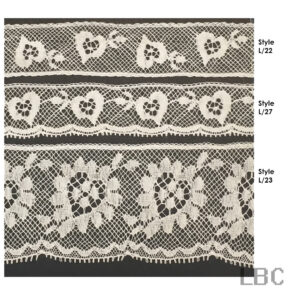 French Val Lace