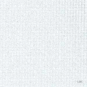 1007_100 - White - 11 Count Perl-Aida Cloth by Zweigart