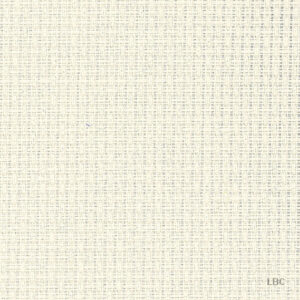 1007_101 - Ivory - 11 Count Perl-Aida Cloth by Zweigart