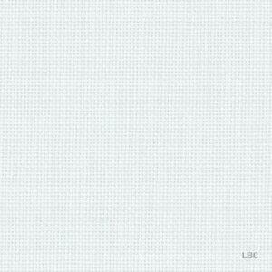 3270_100 - White - 28 Count Brittney Lugana by Zweigart