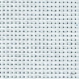 3712_001 - White - 6 Count Herta Cloth by Zweigart