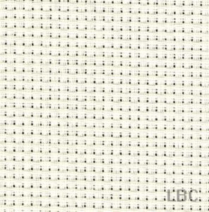 3712_264 - Ivory - 6 Count Herta Cloth by Zweigart