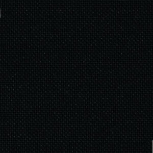 3835_720 - Black - 25 Count Lugana by Zweigart