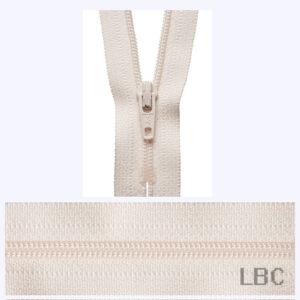 46cm Mushroom - Dress & Skirt Nylon Zip - Y446-031  - by YKK