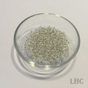M08701 - Crystal Silver Lined - Size 8/o - Miyuki Seed Beads