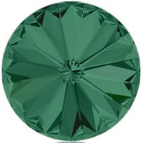 Style 1122 Rivoli 12mm Emerald