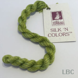 SP10045 - Chartreuse - Silken Pearl SP10 30/3