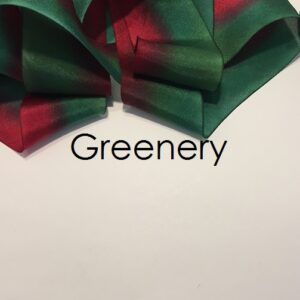 Greenery Series of Colours